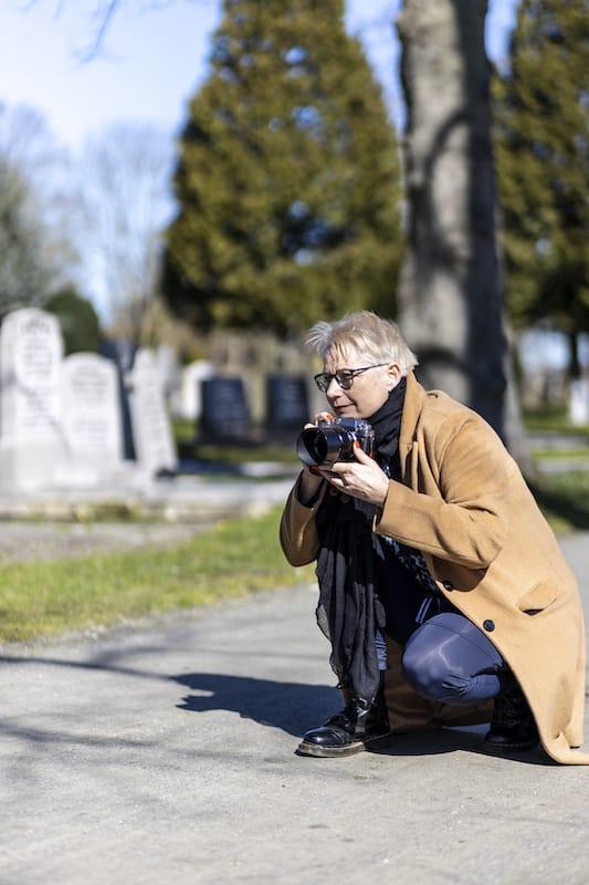 Afscheidsfotograaf Jolanda Siemonsma - Afscheidsfotografie Sneek